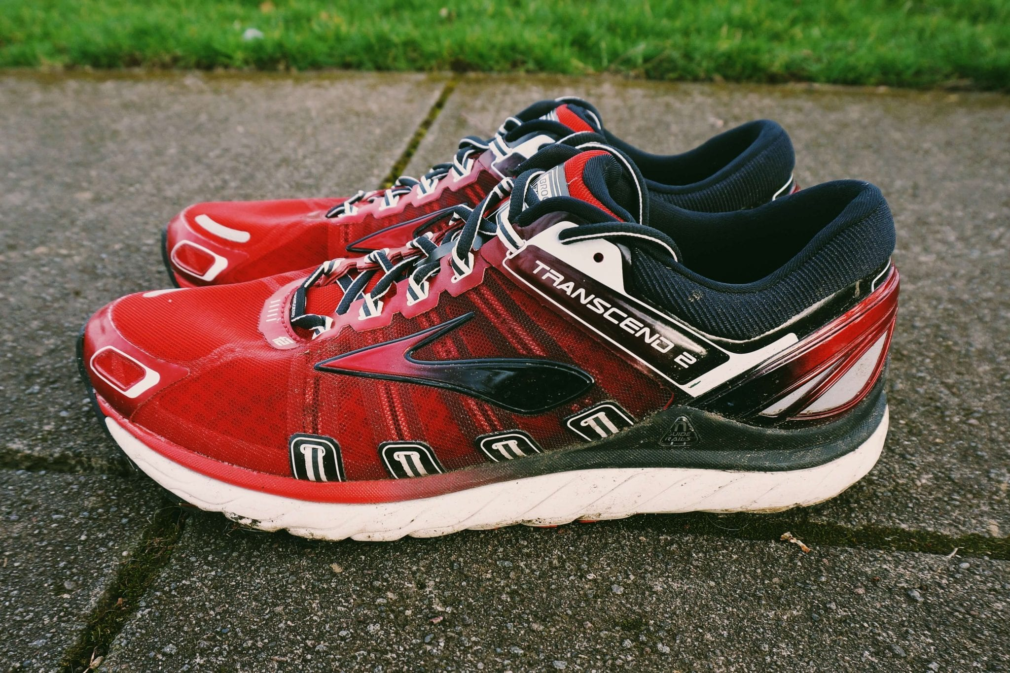 4bdec1e5e93 Review  Brooks Transcend 2 - Running Northwest