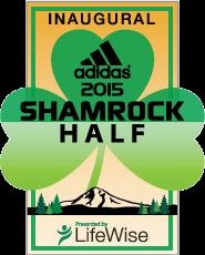 Adidas 2015 Inaugural Shamrock Half
