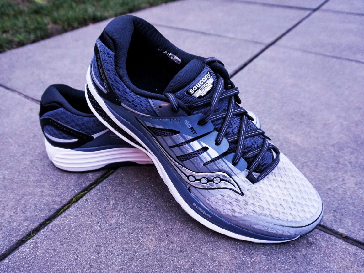 Saucony Triumph ISO 2 - Stacked
