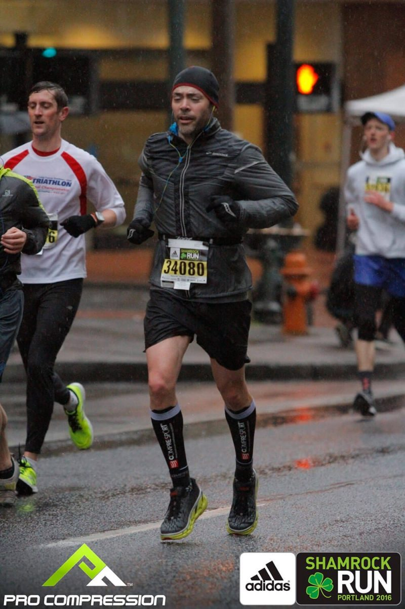 Shamrock-Run-Portland---In-Race