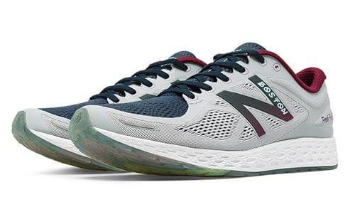 Boston Marathon 2016 New Balance Zante