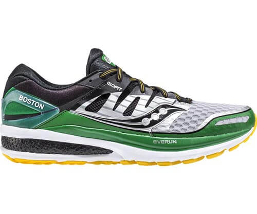 Boston Marathon 2016 Saucony Trumph ISO 2