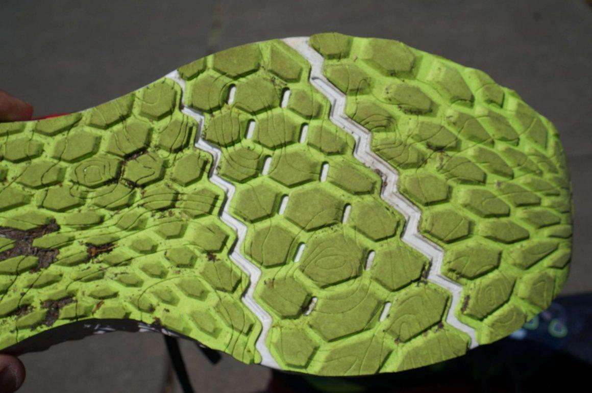 New Balance Fresh Foam 1080 Sole Closeup