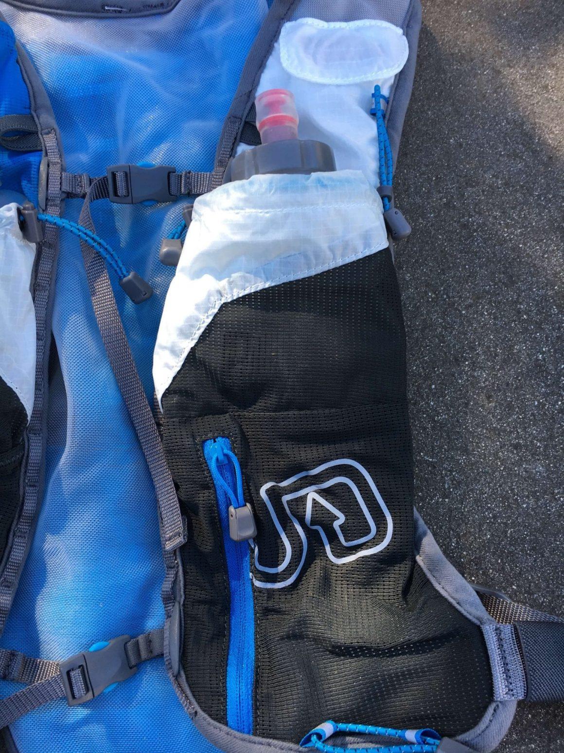 Ultimate Direction SJ Ultra Vest 3 Bottom Left Pocket