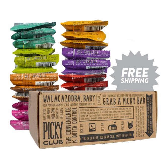 2016 Giftguide PickyBars