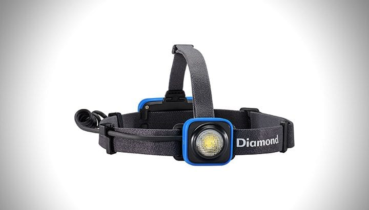 Black Diamond Sprinter Headlamp Featured