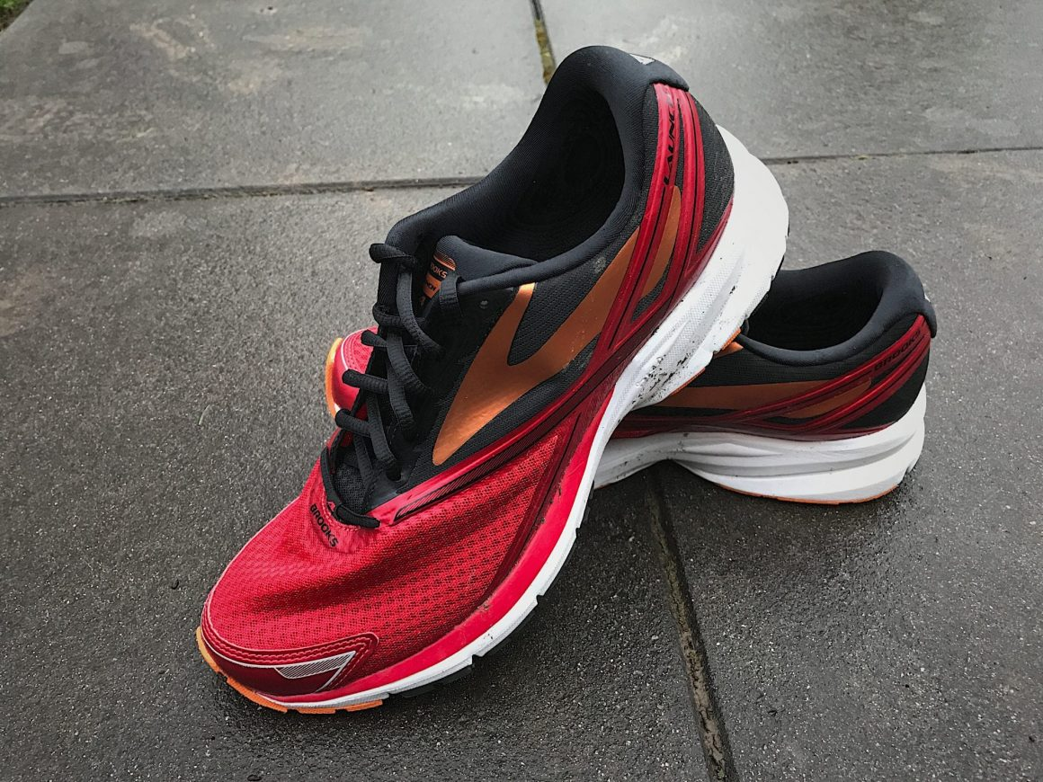 Brooks Launch 4 Glamour