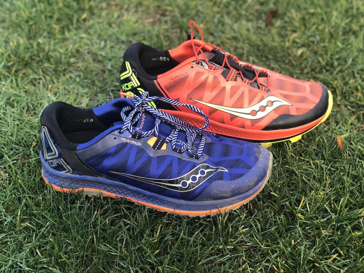 e1abd52a5da9 Something New in Trail Running  Saucony KOA TR vs ST - Running Northwest