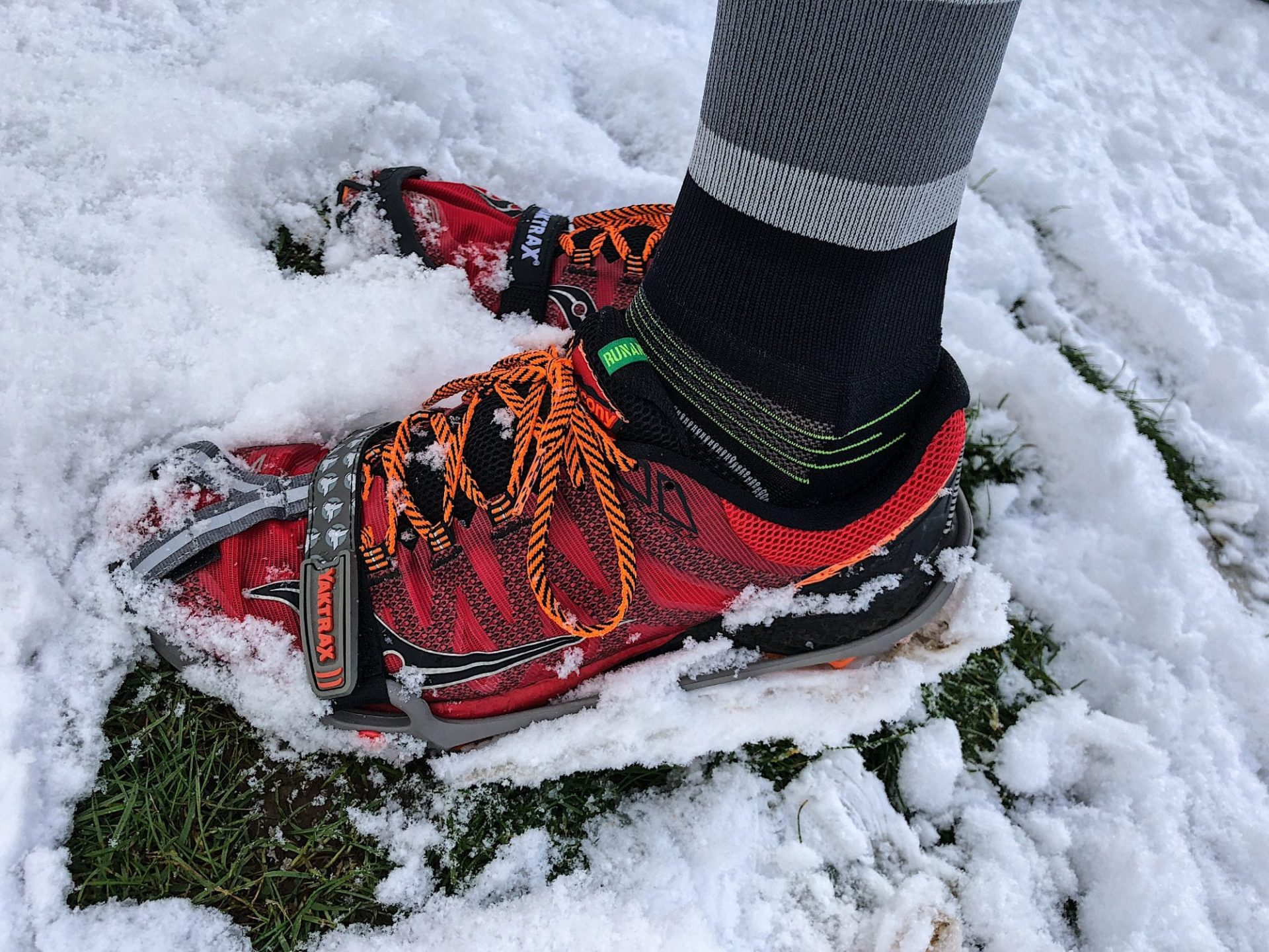 Best Traction Devices for Running in
