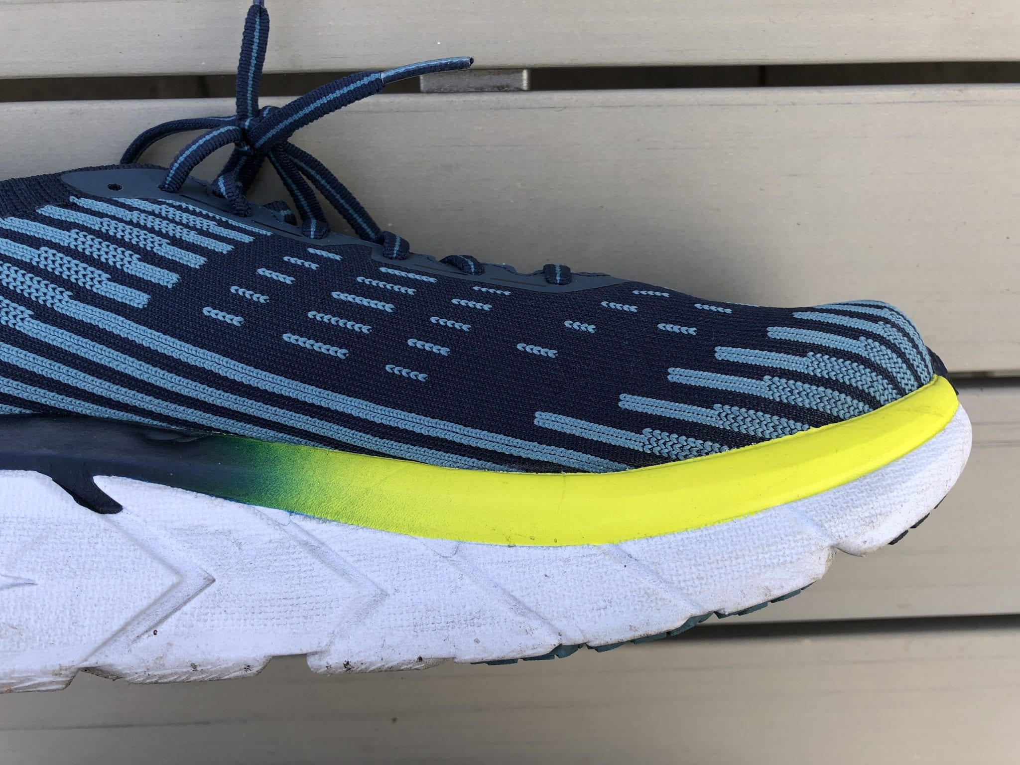 HokaOneOne Clifton 5 Knit 10