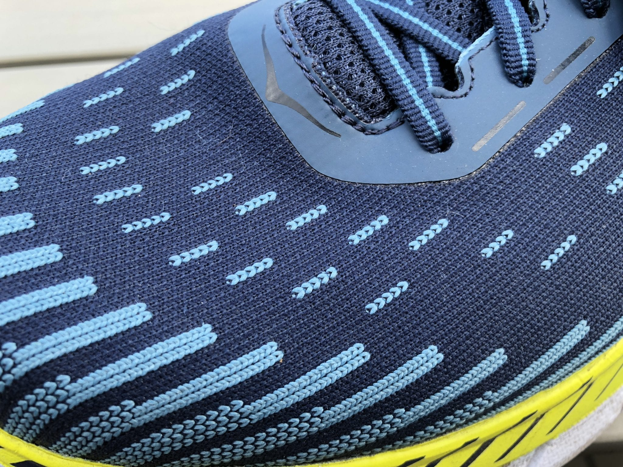 HokaOneOne Clifton 5 Knit 5