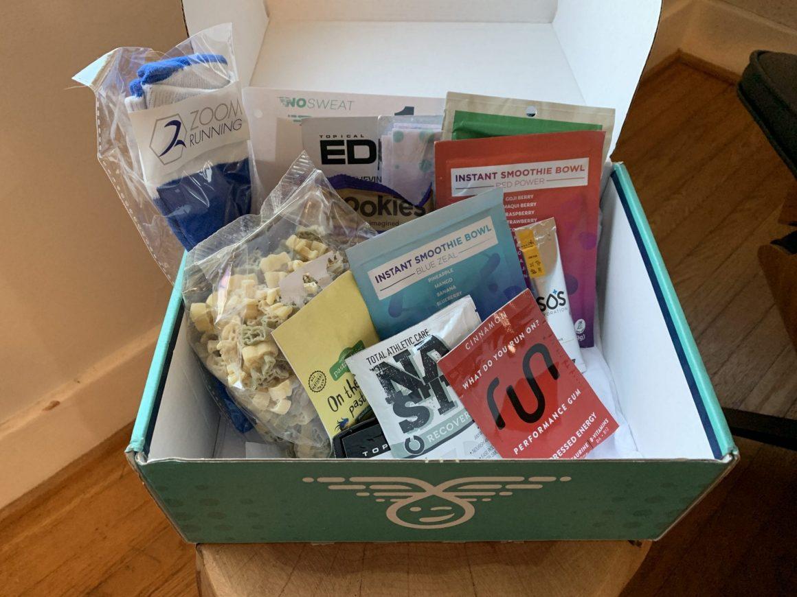 Subscription Box NoSweatBox 5