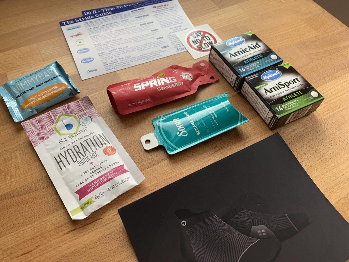 Subscription Box StrideBox 11