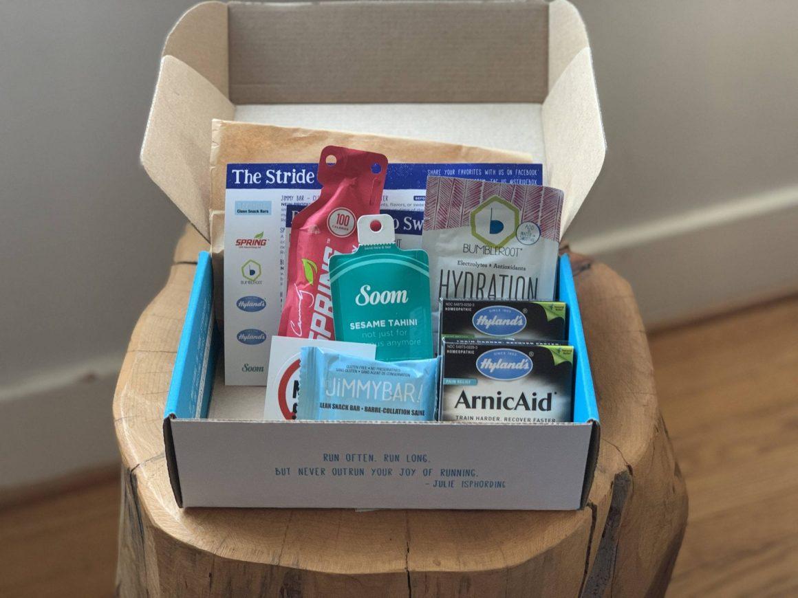 Subscription Box StrideBox 5