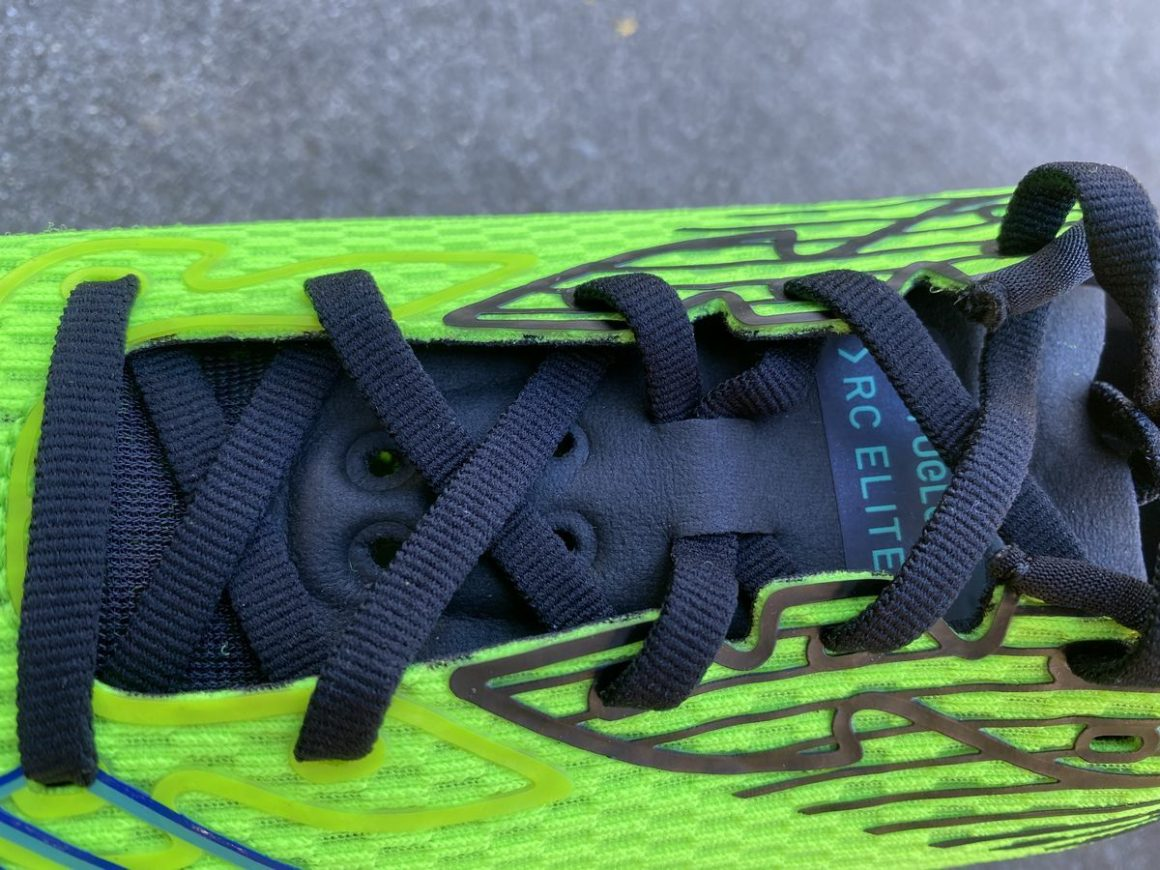 New Balance FuelCell RC Elite 11