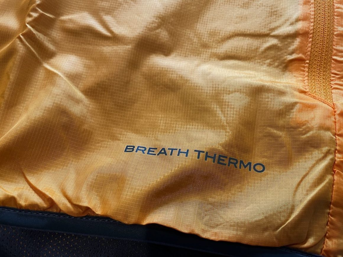 Mizuno Breathe Thermo 5