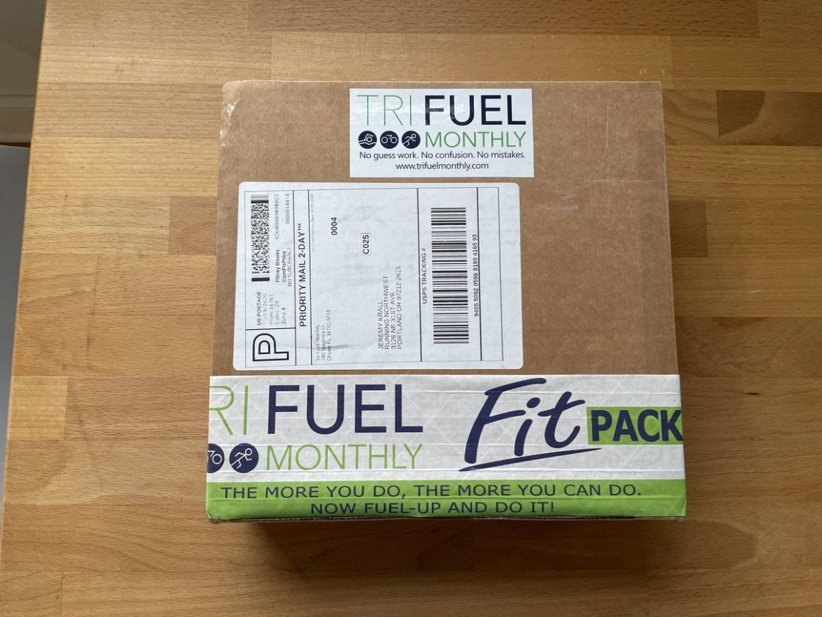 Trifuel Monthly 2020 Fit Pack 6