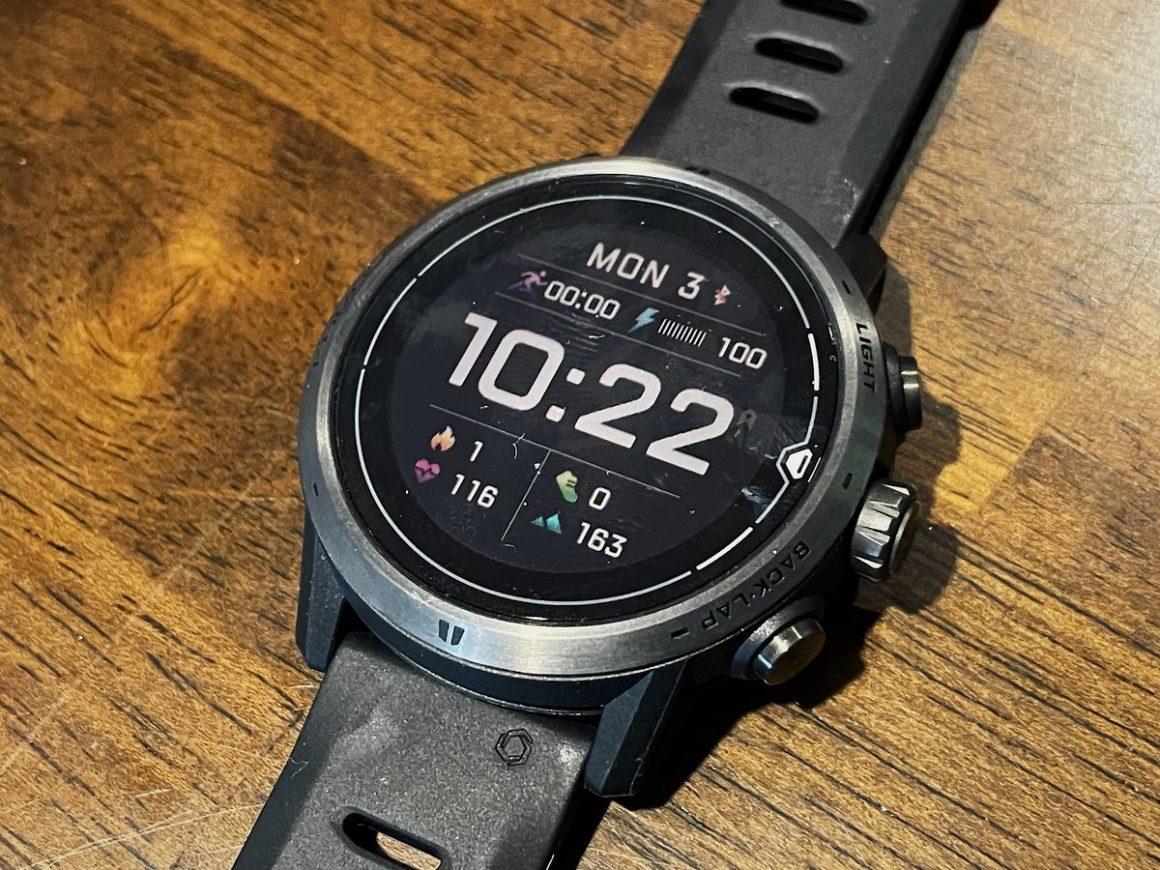 COROS Apex Pro Watch 5