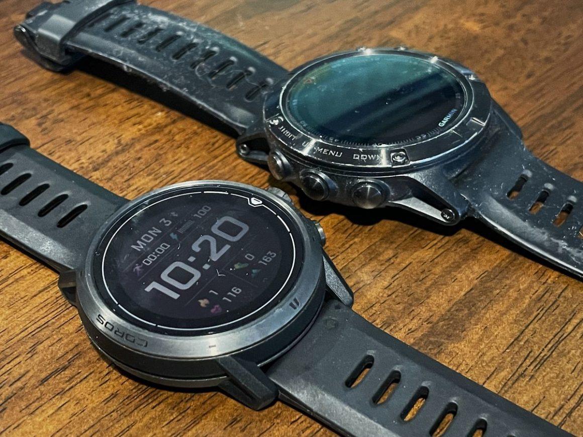 COROS Apex Pro Watch 8