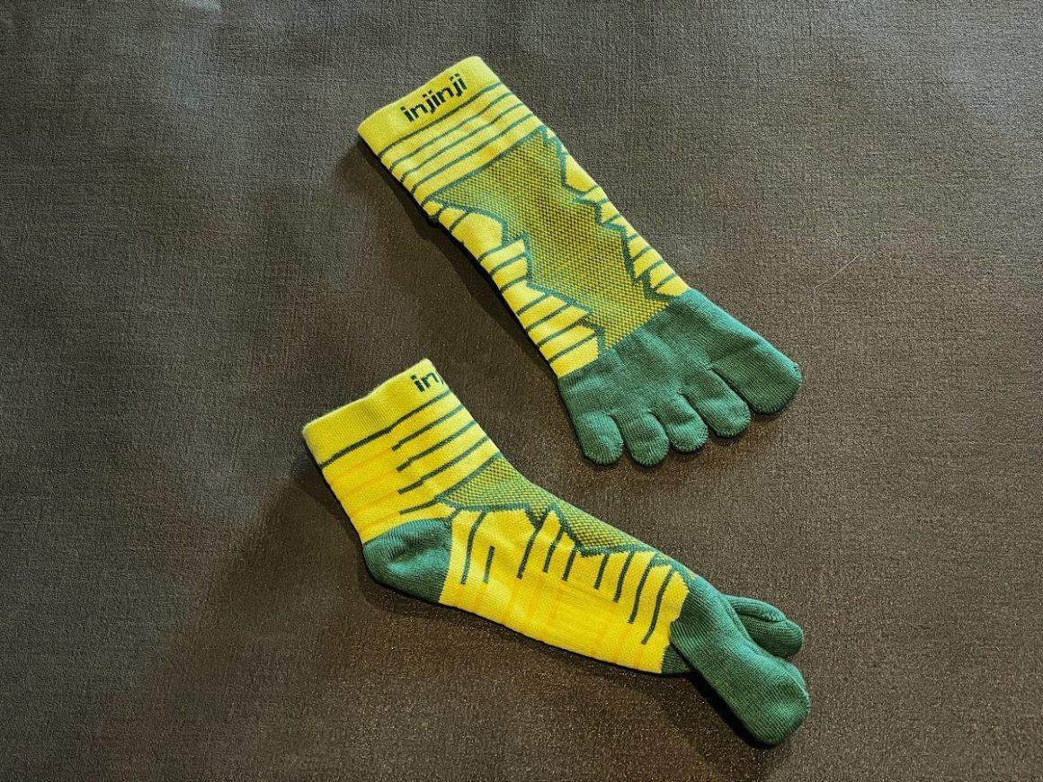 Socks 2021 Injinji